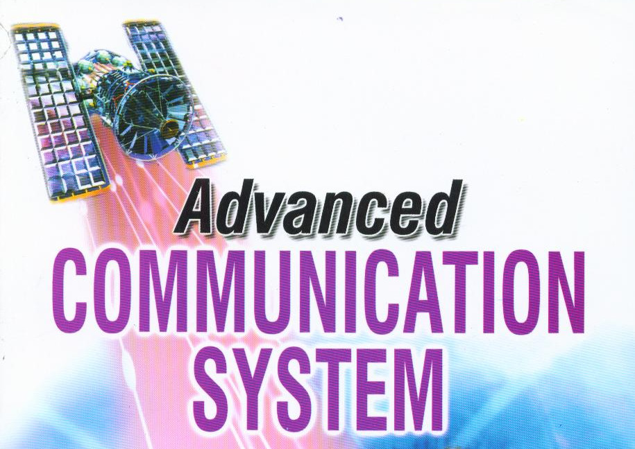Master of Technology (MTech Advance Communication System Engineering)