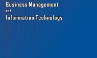 Post Graduate Diploma in Business Management Information Technology (PGDBM IT)