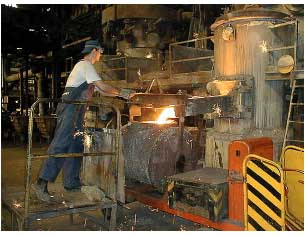 Certification Furnace Operator (CFO)
