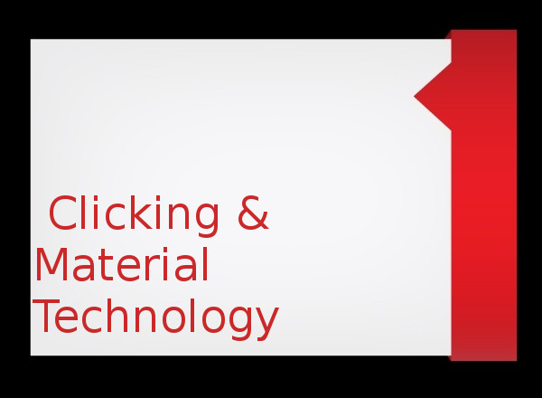 Operators Course in Clicking & Material Technology