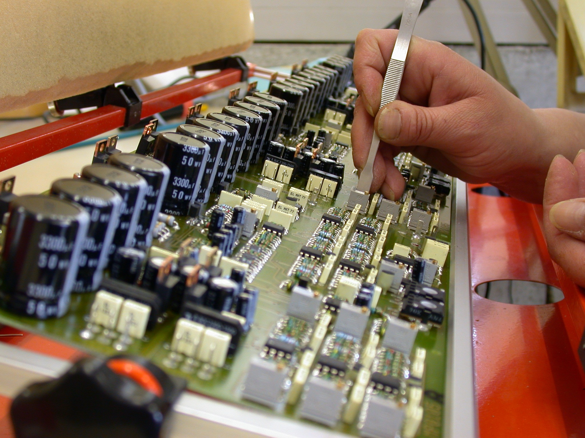 Higher Diploma in Electronics & Communication Engineering