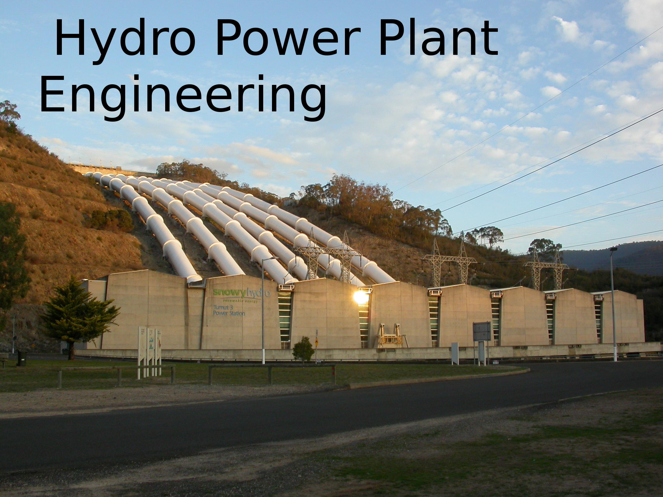 Post Graduate Diploma Hydro Power Plant Engineering