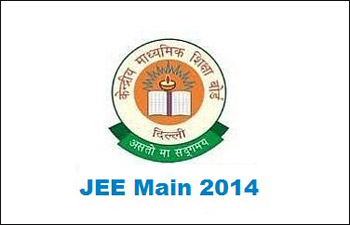 JEE Main 2014 Important Dates