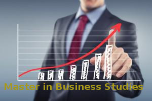 Master in Business Studies (MBS)