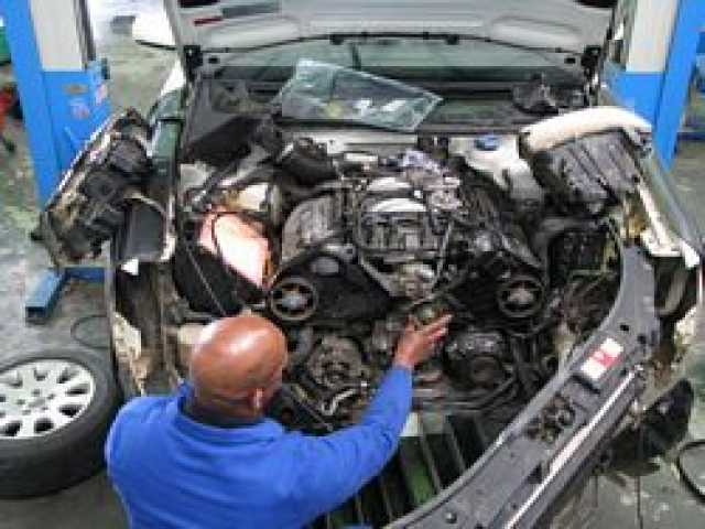 Certification Motor Mechanic Cmm