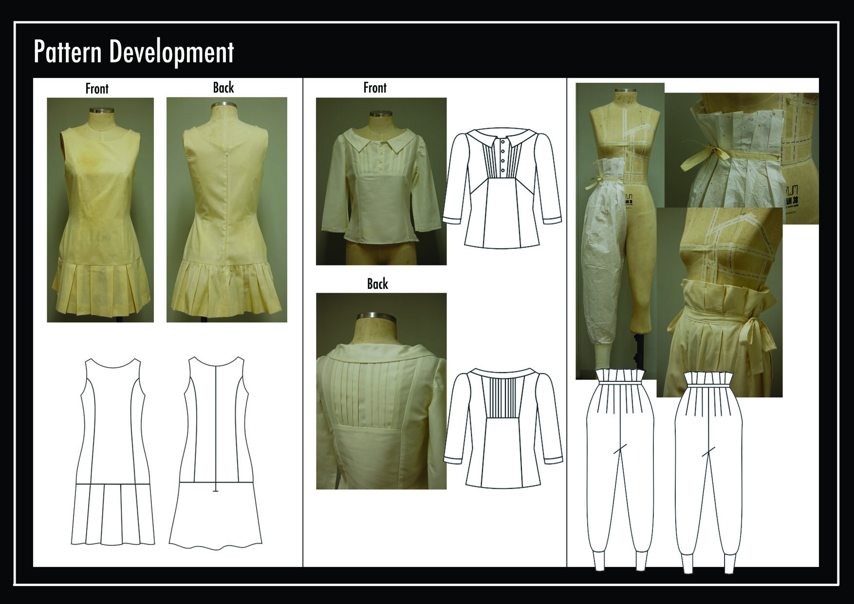 Diploma Pattern Making & Garment Contruction (DPMGC)