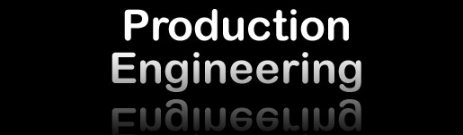 Master of Engineering (ME Production Engineering)