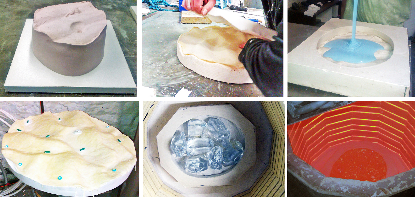 Basic Course in Rubber Mould Making Techniques