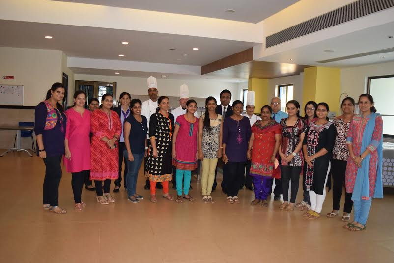 VMSIIHE holds baking and culinery workshop for the teaching staff of Damodar College of Commerce and Economics, Margao