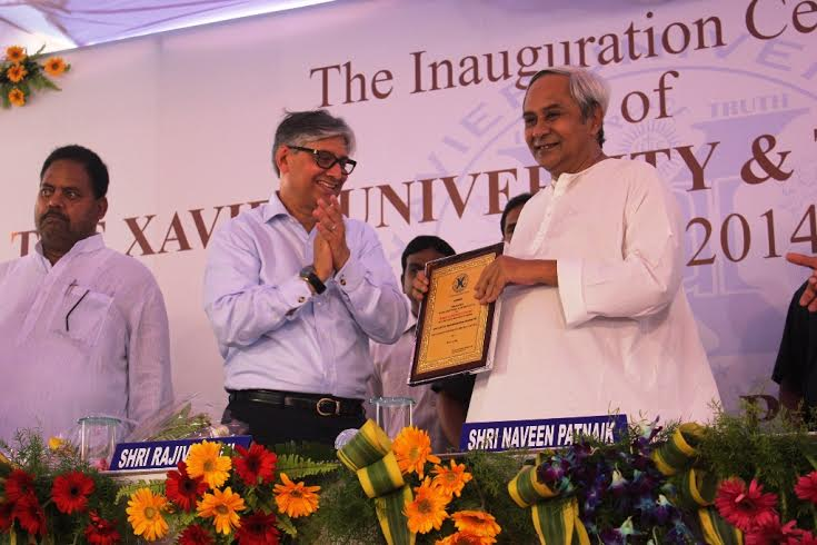 Odisha CM inaugurates Xavier University in Puri district
