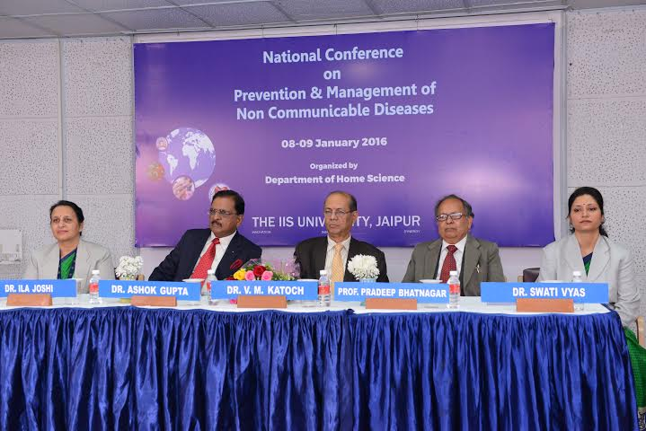 National Conference on Prevention and Management of  Non Communicable Diseases kicks off