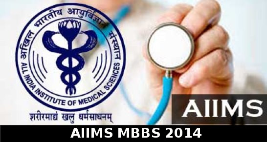 AIIMS MBBS 2014 Important Dates
