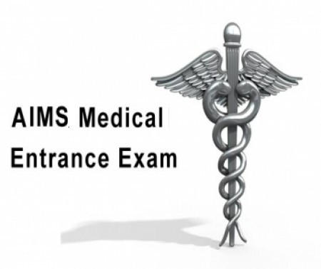 AIMS Entrance Exam 2014 Important Dates