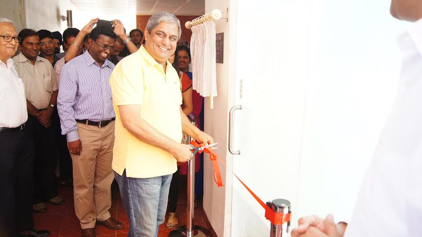 Goa Institute of Management inaugurates Finance Lab at its Sanquelim campus