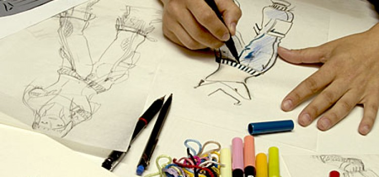 Advanced Diploma in Fashion Design & Technology