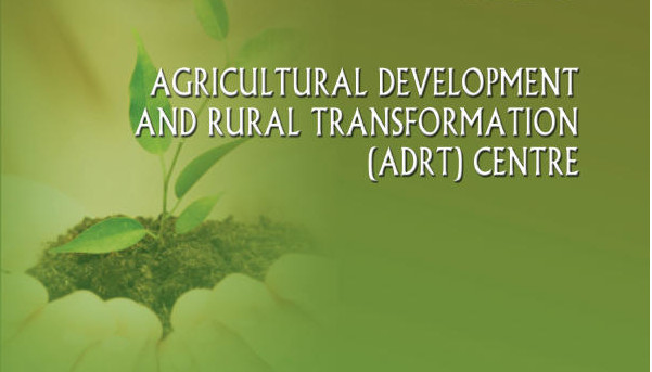 Agricultural Development and Rural Transformation Centre (ADRTC)