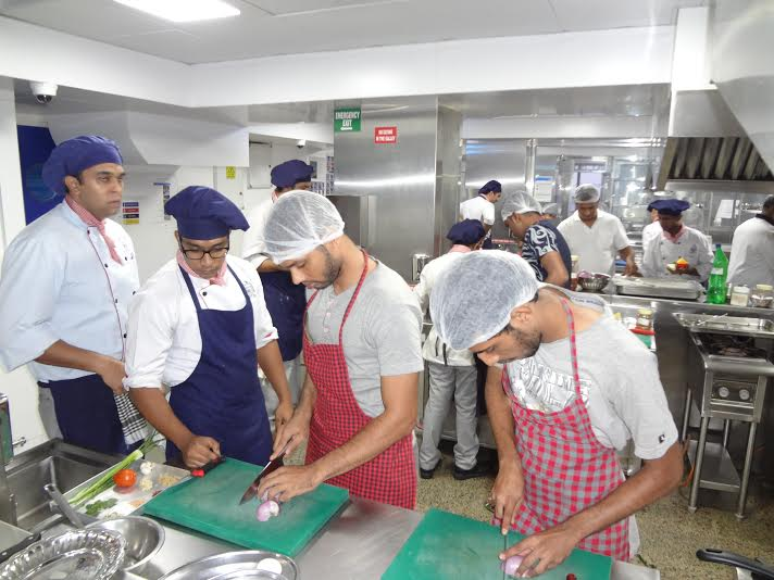 Oriental Cuisine Workshop a Grand success