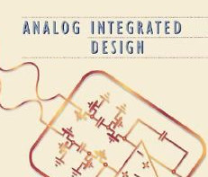 Analog Integrated Design