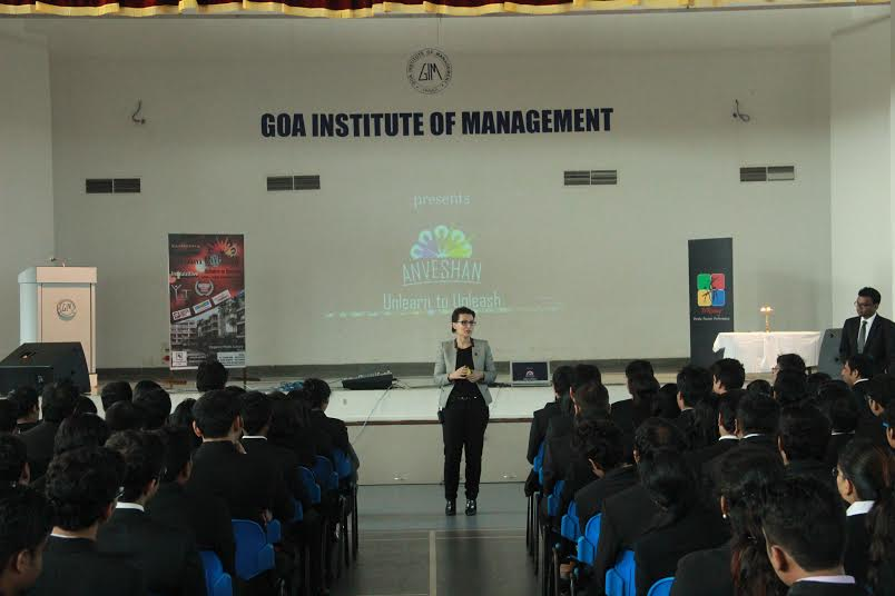 Goa Institute of Management organizes Anveshan 2016
