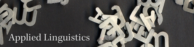 Post Graduate Diploma Applied Linguistics
