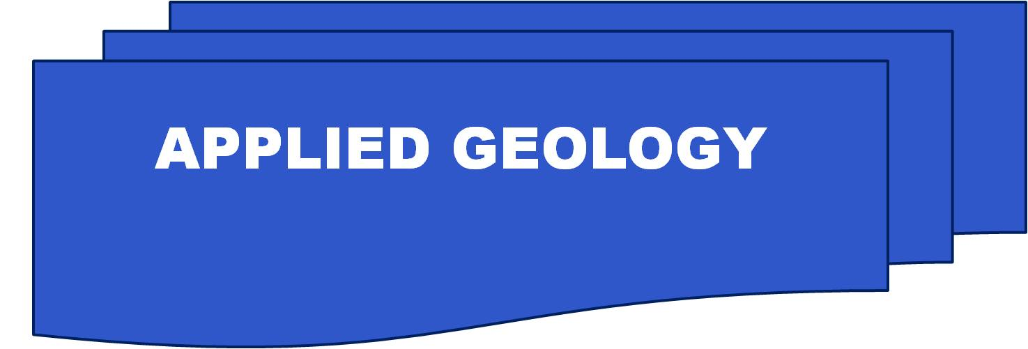 Master of Science (MSc Applied Geology)