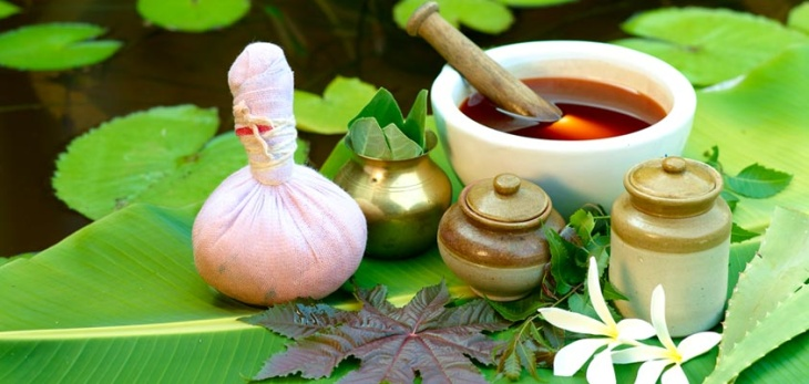 Ayurvedic Beauty Therapy