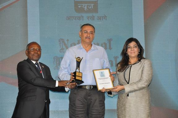 Goa Institute of Management receives National B-School Award for 'Best B-school with Industry related Curriculum in Marketing'