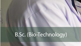 Bachelor of Science (BSc Bio-Technology)