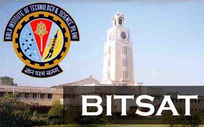 BITSAT 2014 Eligibility Criteria