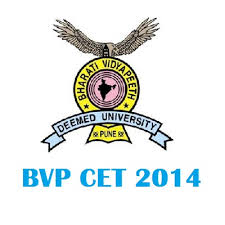 BVP CET 2014 Important Dates