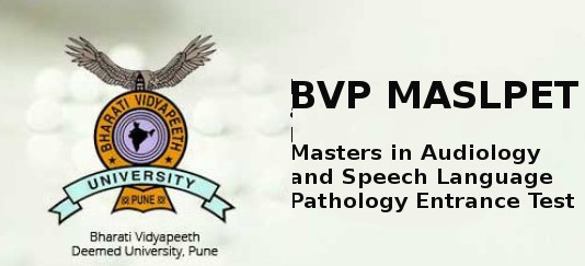 BVP MASLPET 2014 Important Dates