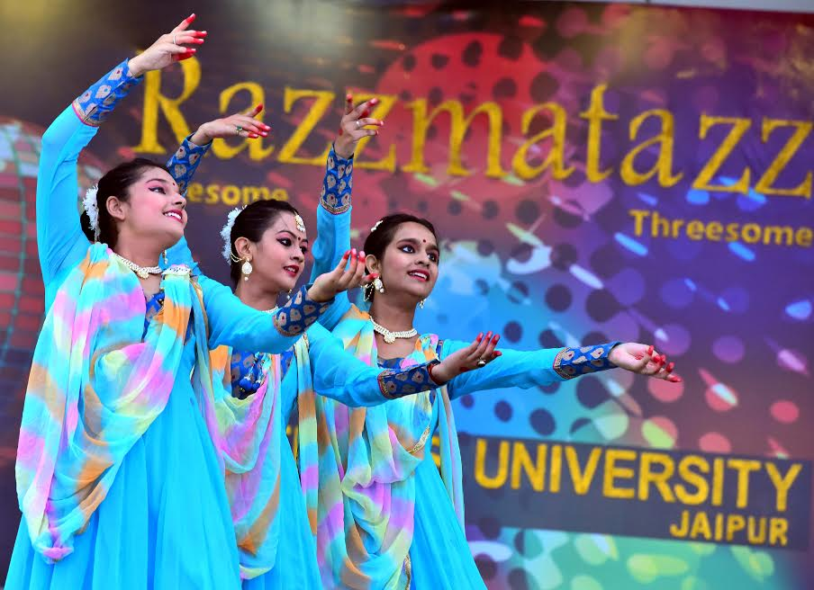 COSMOS 2016 Annual Cultural Fest kicks start at The IIS University