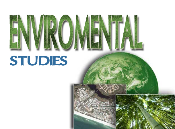 Certificate in Environment Studies