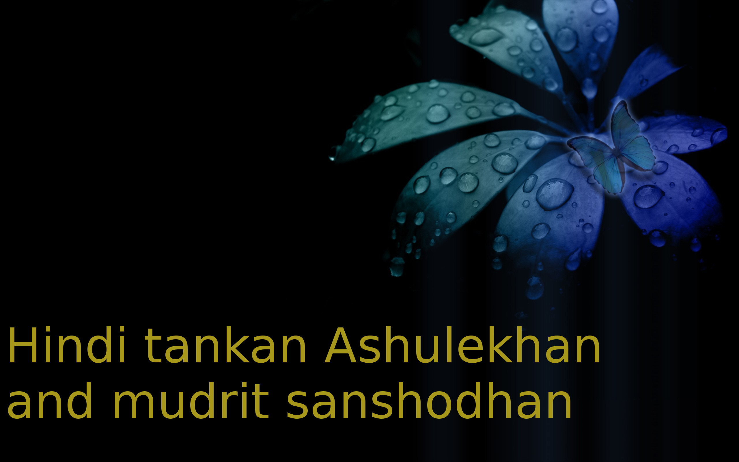 Certification Hindi Tankan Ashulekhan and Mudrit Sanshodhan (CHTAMS)