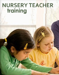 Certification Nursery Teacher Training (CNTT)