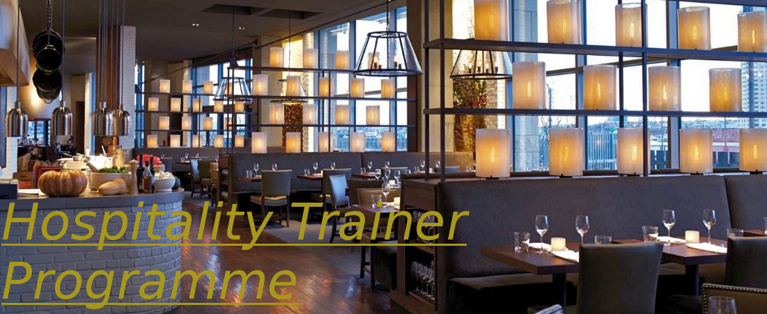 Certified Hospitality Trainer Programme