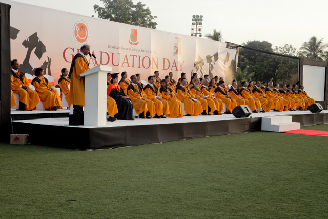 Chowgule College Celebrates its First Convocation Day