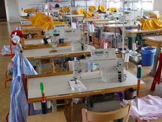 Certification Clothing Production Technology (CCPT)