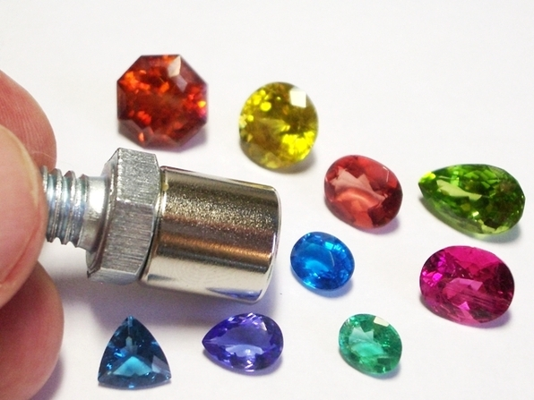 Coloured Gemstone Identification