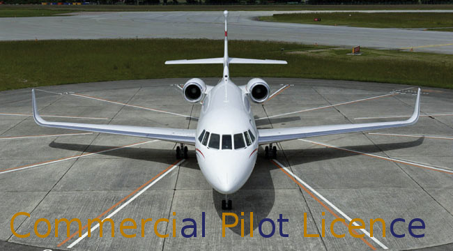 Commercial Pilot Licence(CPL)
