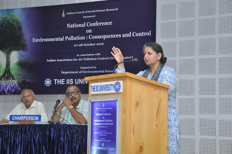 "Conference on ""Environmental Pollution"" concluded"
