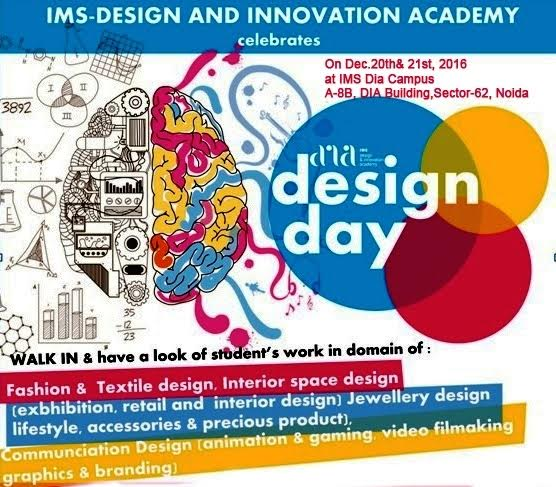 IMS Design & Innovation Academy (IMS DIA) to host DIA Design Day