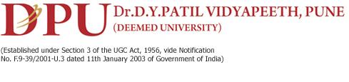 Dr. D.Y.Patil AICET 2014 Important Dates
