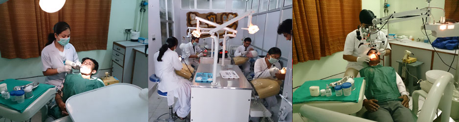 Diploma in Dental Mechanic & Hygiene