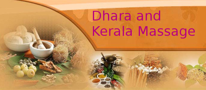 Diploma in Dhara and Kerala Massage