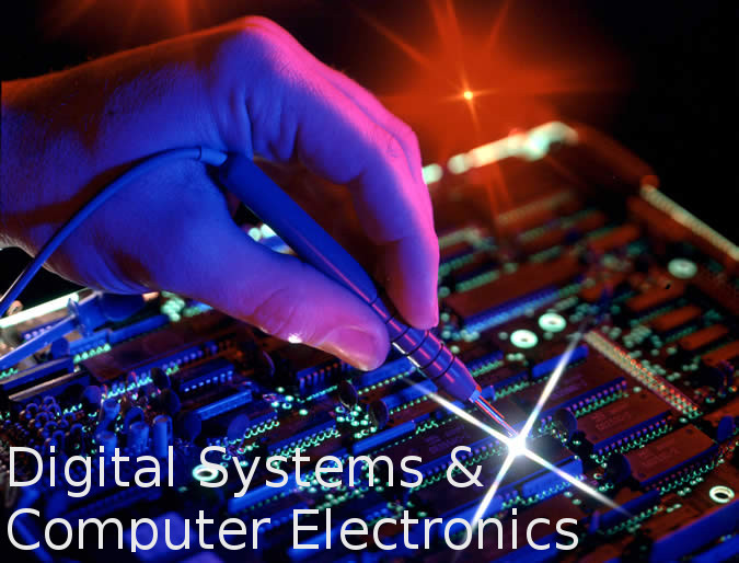 Master of Technology (MTech Digital Systems & Computer Electronics)