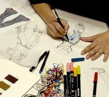 Diploma in Fashion Designing