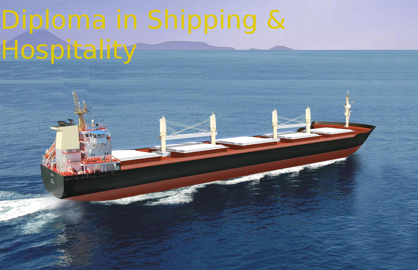Diploma in Shipping & Hospitality