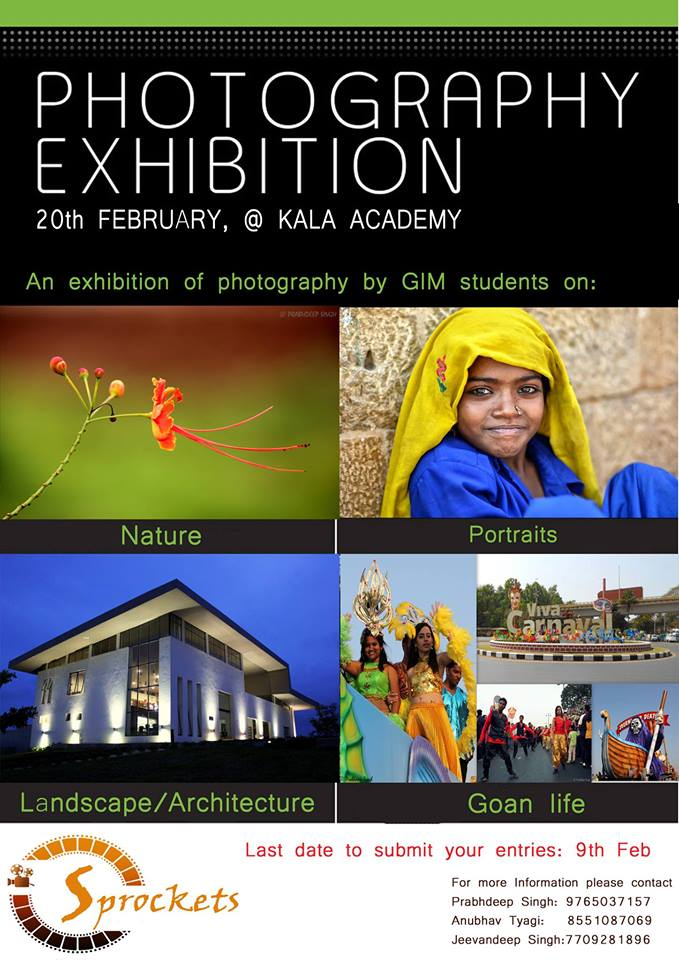 Drishti - A photo exhibition by the students of GIM