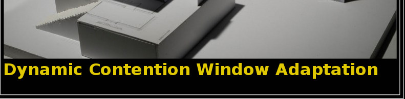 Dynamic Contention Window Adaptation (DCWA)